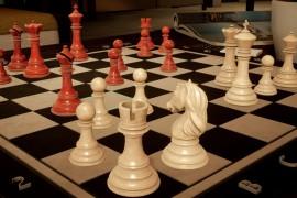 儿童国际象棋培训课