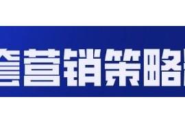 108套最新快速引爆营销策略精选(PDF文档)
